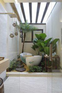 projeto de jardim